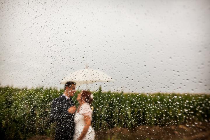 matrimonio con la pioggia vigone