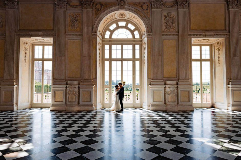 reggia di venaria matrimonio costo