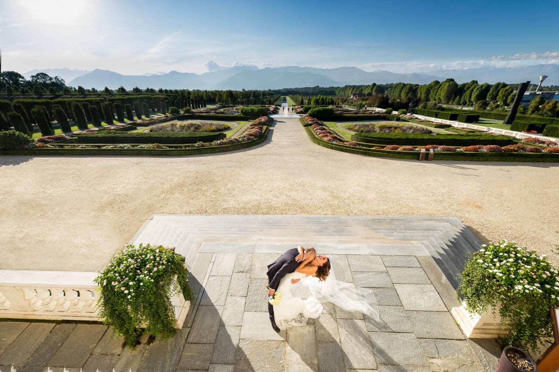 reggia di venaria matrimonio