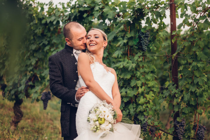 primo matrimonio da fotografo