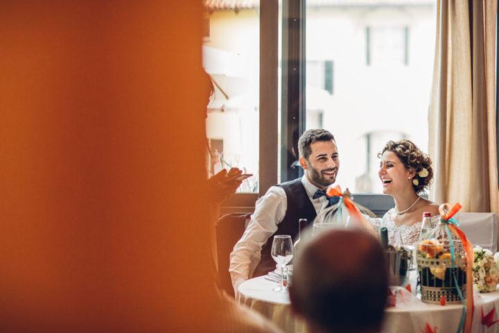 matrimonio arancio allestimenti ricevimento