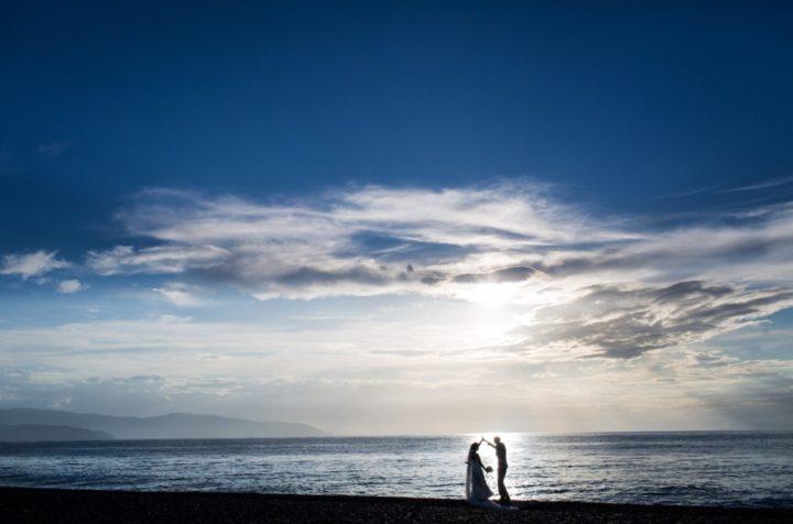 Matrimonio Sulla Spiaggia In Italia : Matrimonio al mare ma che voglia di arrivare joyphotographers