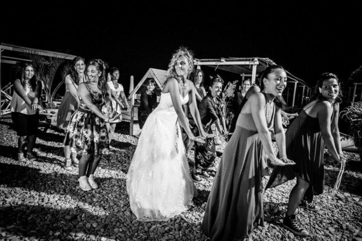 matrimonio al mare balli