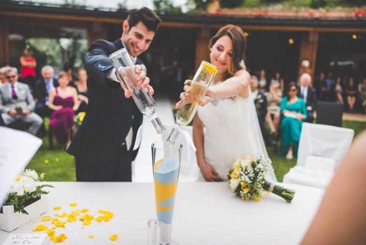 Matrimonio Simbolico Rito Della Sabbia : Rito della sabbia foto e idee per il tuo matrimonio