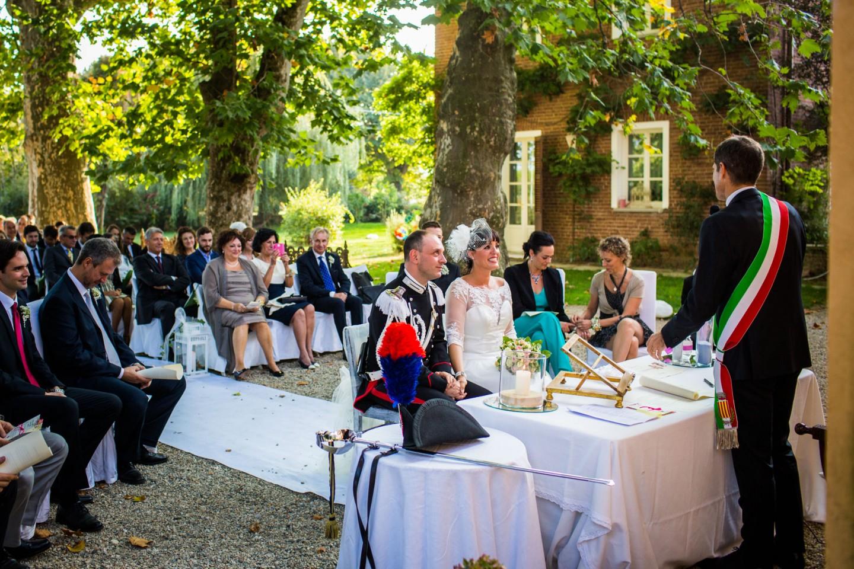 matrimonio carabinieri cerimonia civile