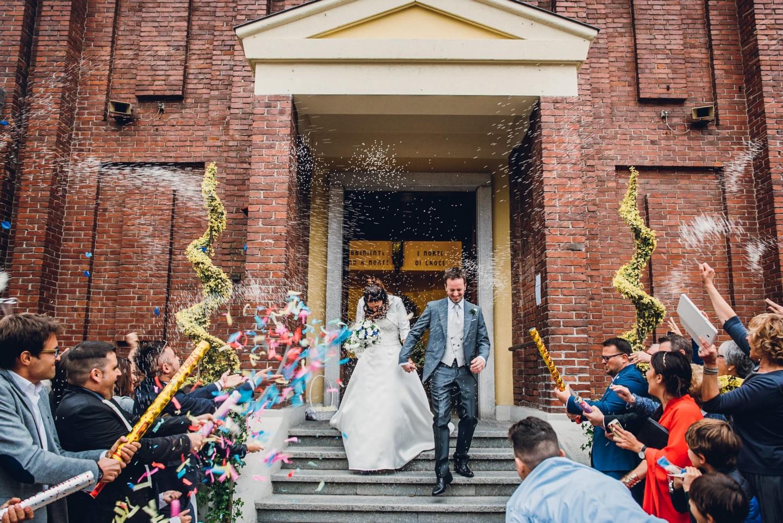 coriandoli per matrimonio