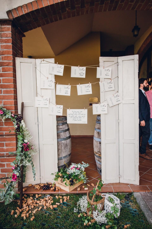 Tableau Matrimonio Tema Erbe Aromatiche : 10 idee originali per un bellissimo tableau de mariage