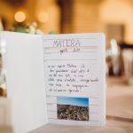 segnatavolo matrimonio tema viaggi