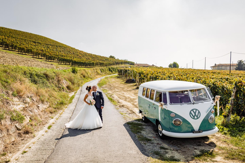 foto matrimonio volkswagen t1