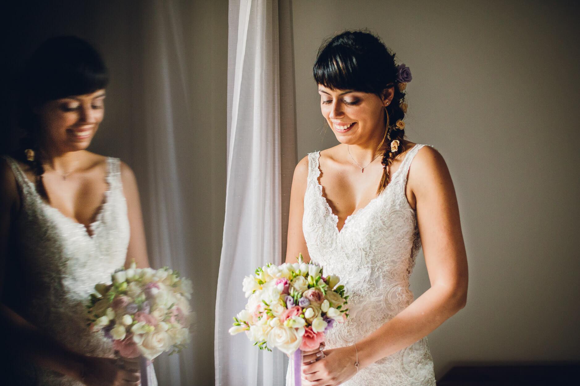 simmi fiorista matrimonio bouquet