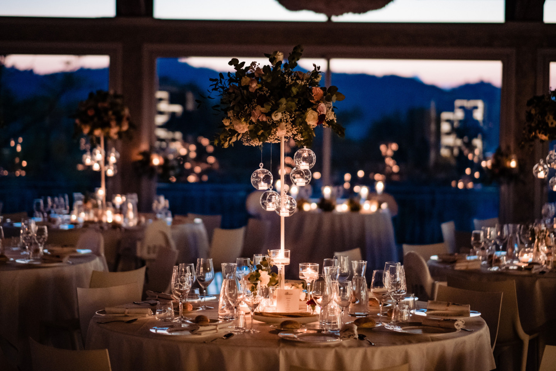 simmi wedding planner centritavola