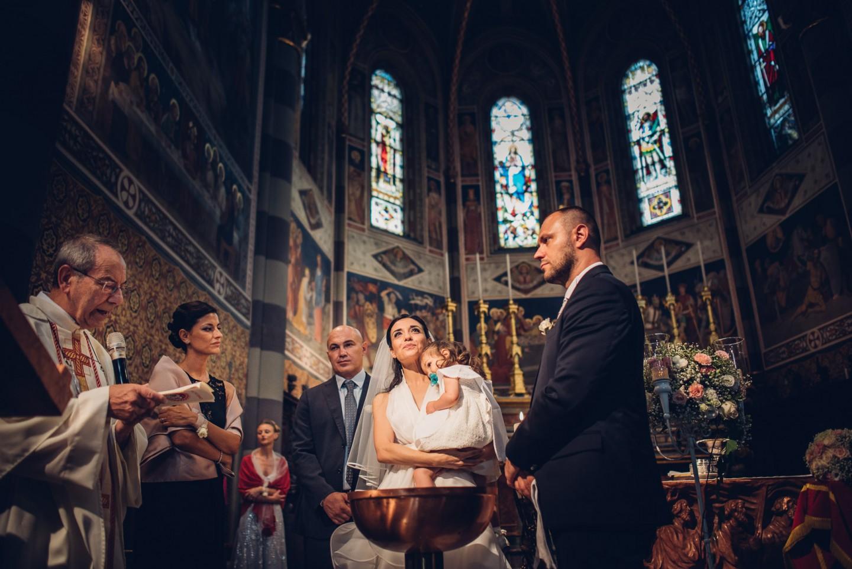 matrimonio battesimo insieme
