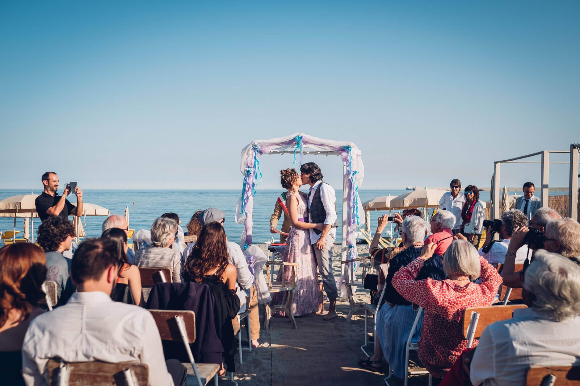 matrimoni in spiaggia costi