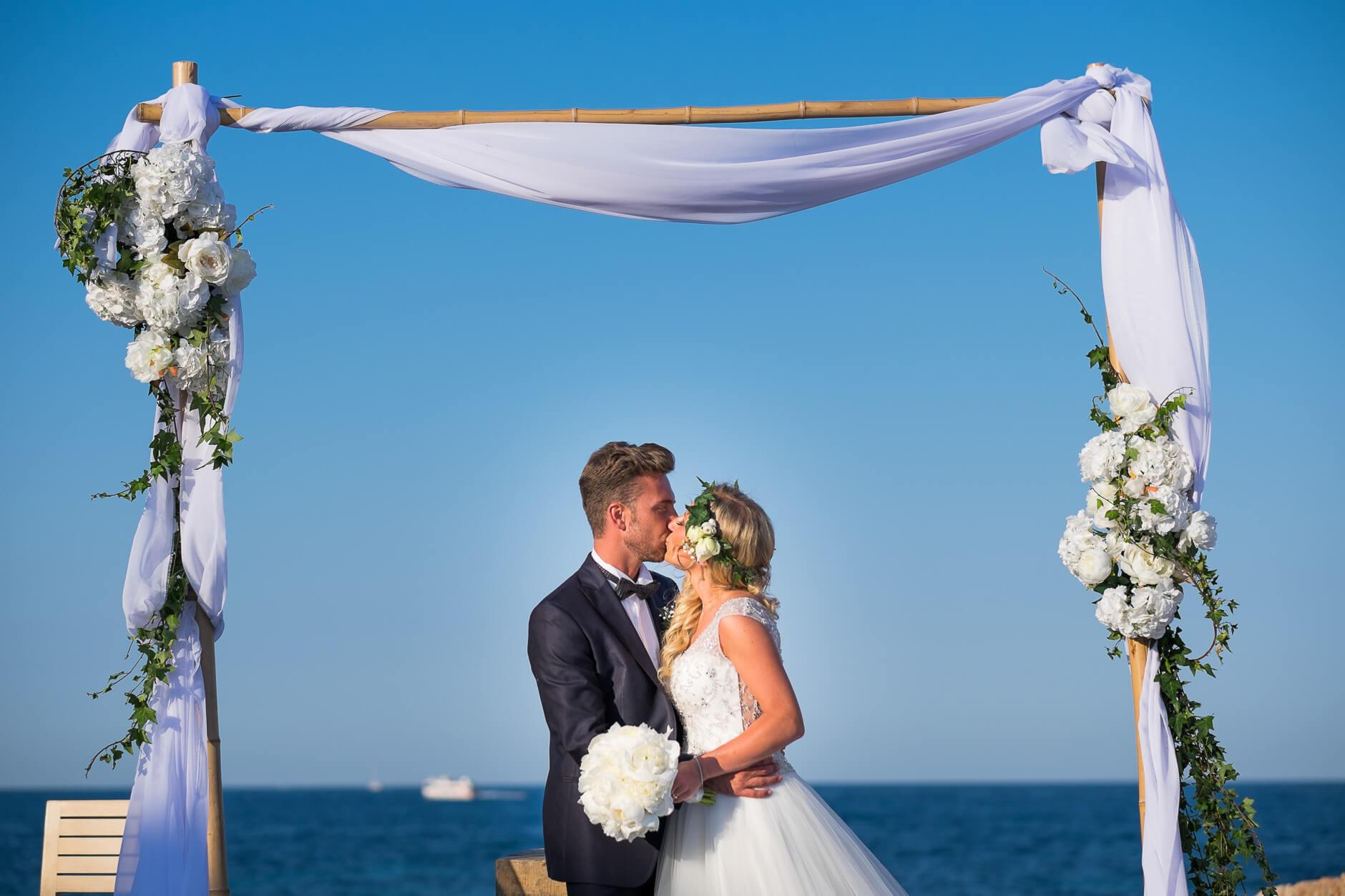 sposarsi in spiaggia
