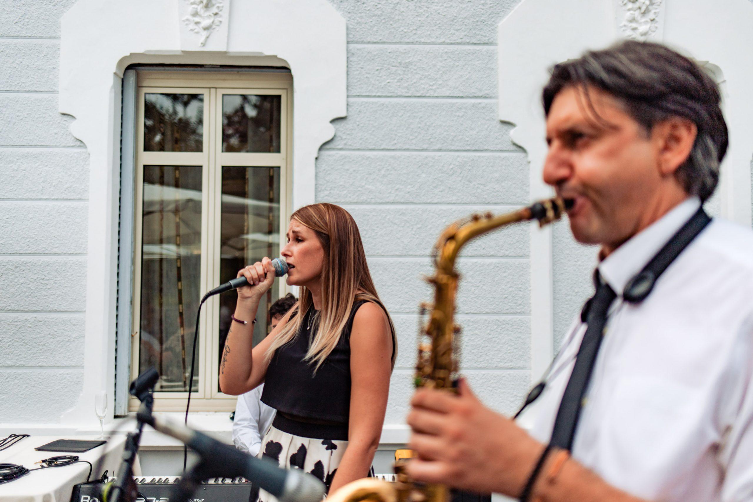 musicisti matrimonio