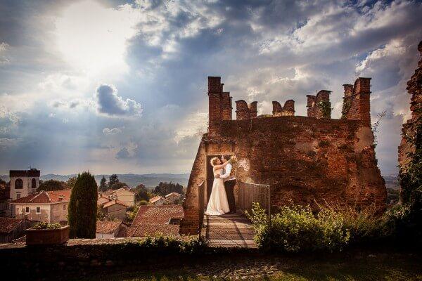 Matrimonio fantasy Castello di Moncrivello