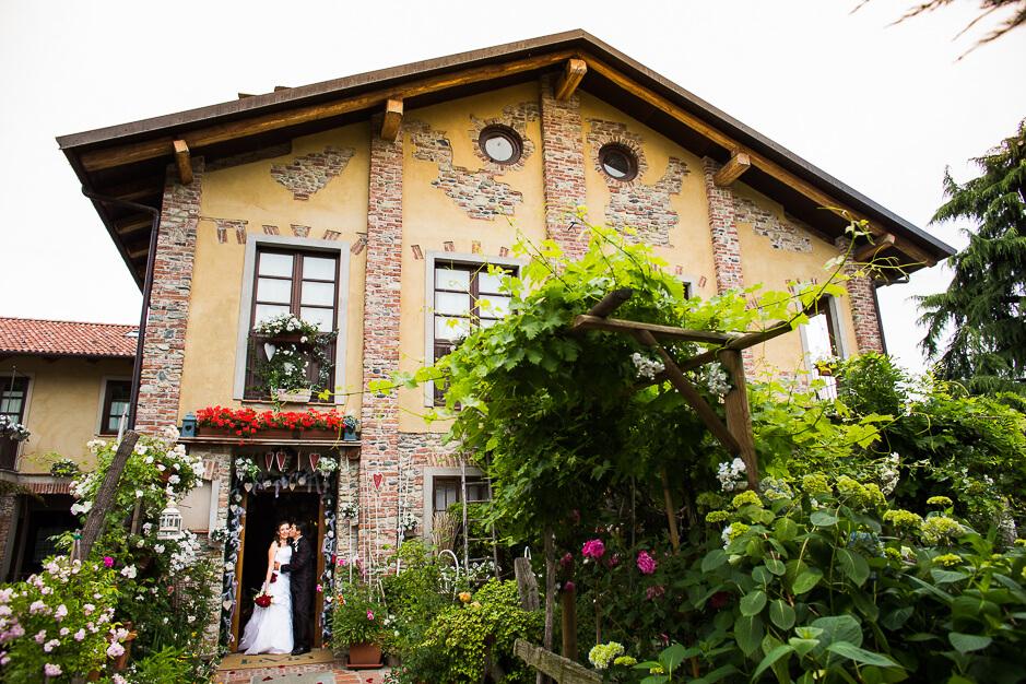 Matrimonio La Vià Cavour