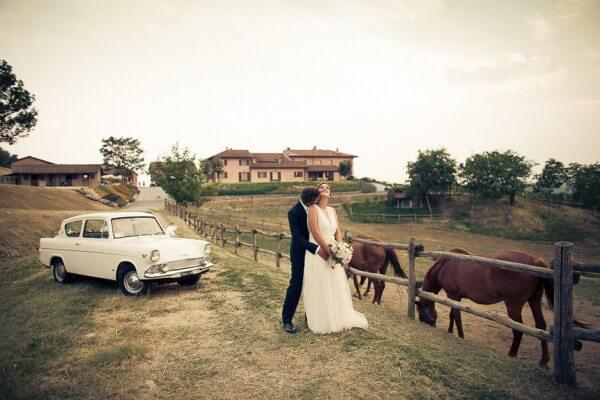 Tenuta La Felicina matrimonio country