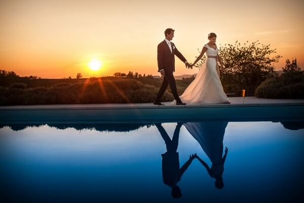 Fotografia di Matrimonio La Villa Mombaruzzo