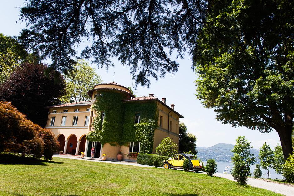 Villa Rocchetta Lago Maggiore