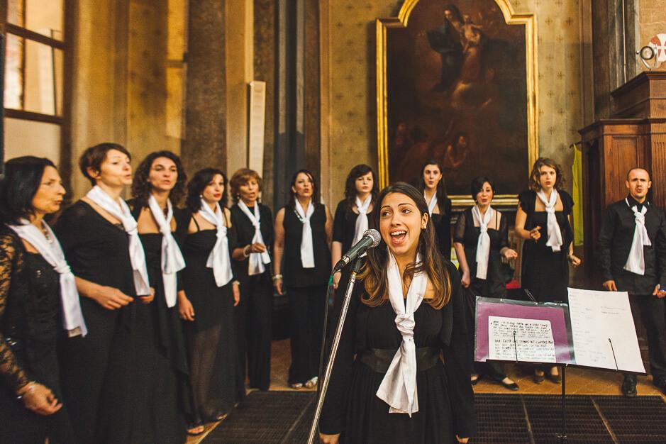 Matrimonio alla Chiesa dell'Assunzione di Maria Vergine a Rocca Canavese