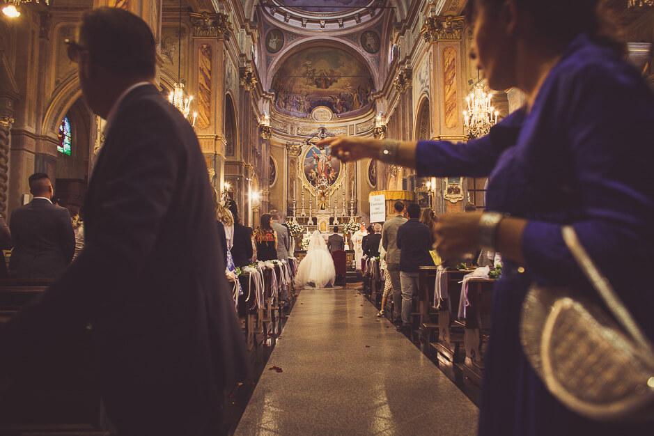 1e7031236122 Matrimonio alla Chiesa dell Assunzione di Maria Vergine a Rocca Canavese