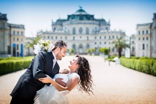 Matrimonio a Stupinigi