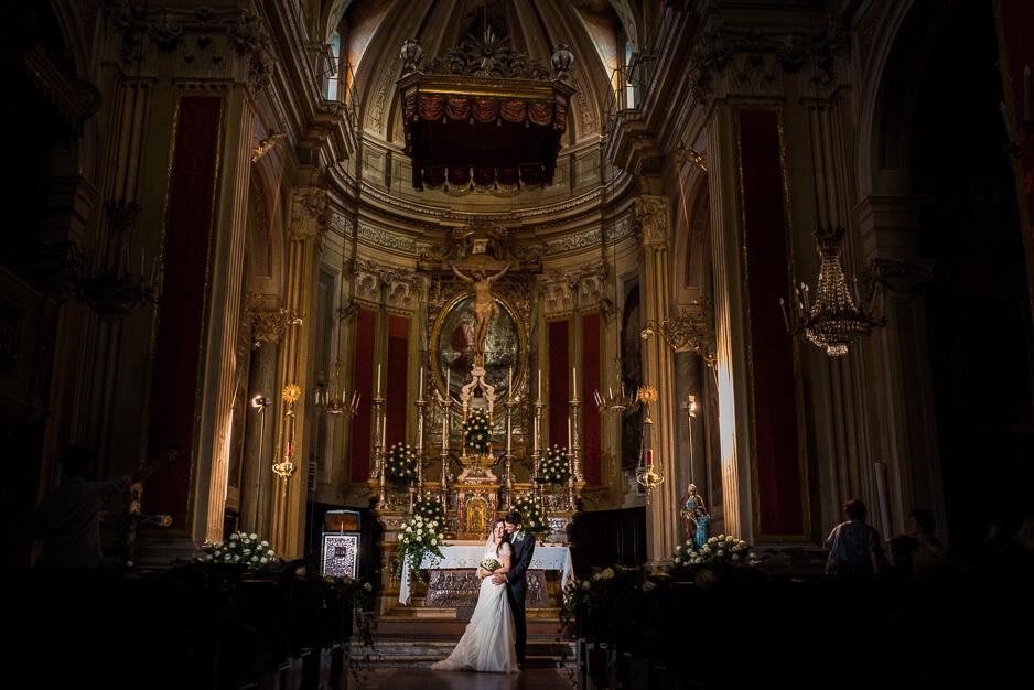 Chiesa di San Michele Arcangelo, Novello