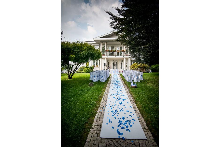 Ricevimenti matrimoni Villa Patrizia