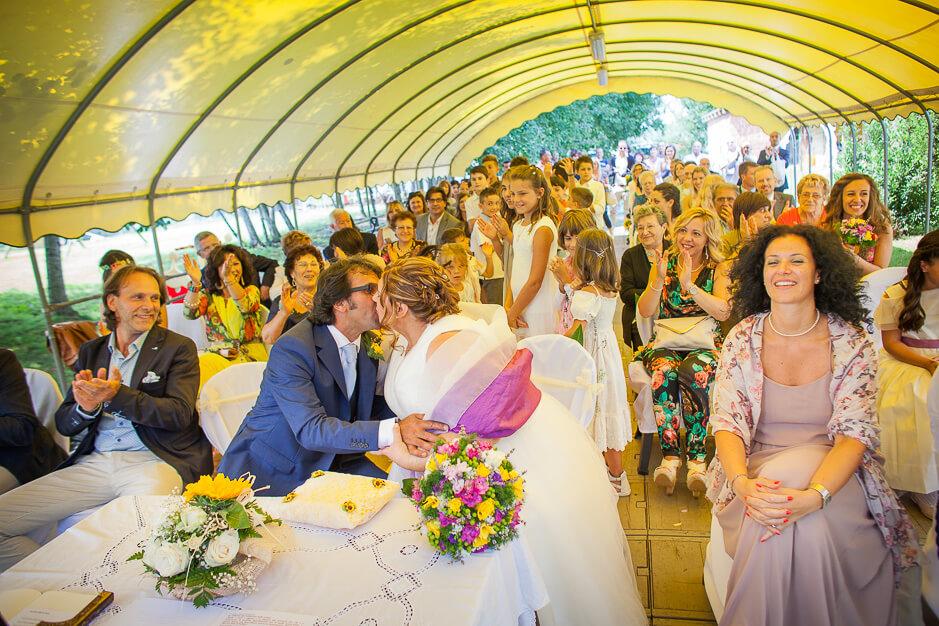 Matrimonio La Longa