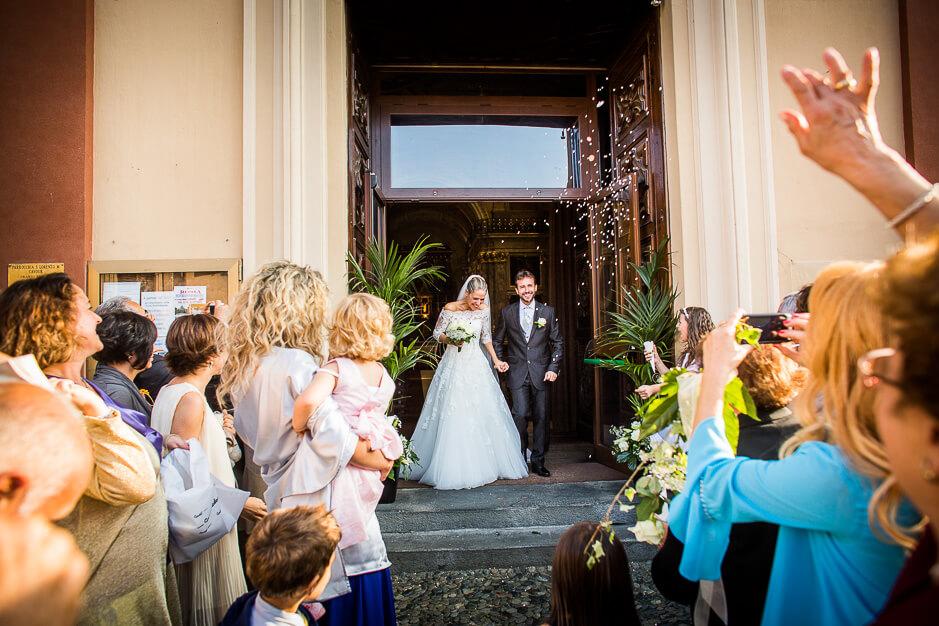 Celebrazione matrimonio Cavour