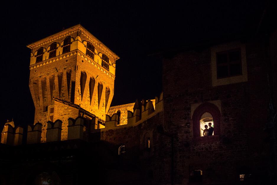 Ricevimento Castello di Pavone