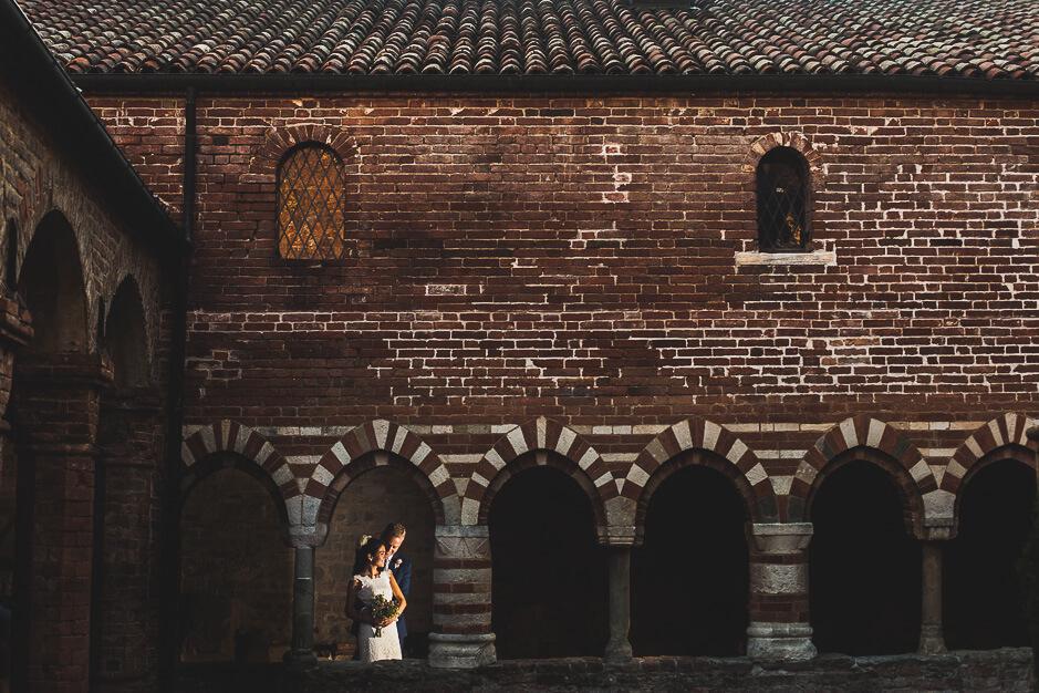 Sposarsi Abbazia di Vezzolano