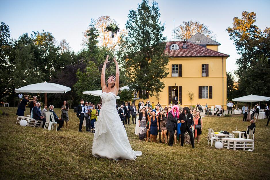 ricevimento di nozze Monferrato