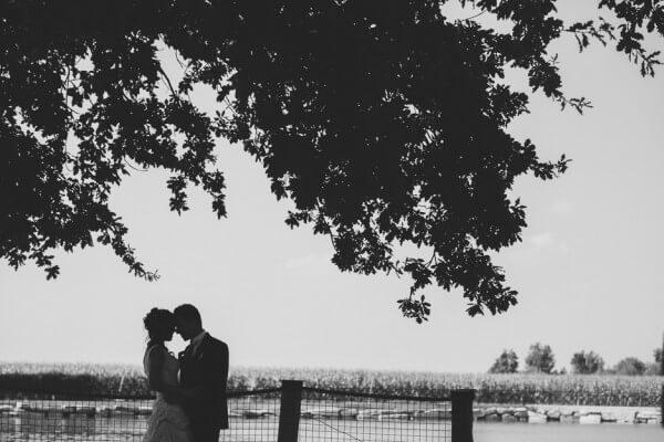 Ristorante nozze Lago dei Salici