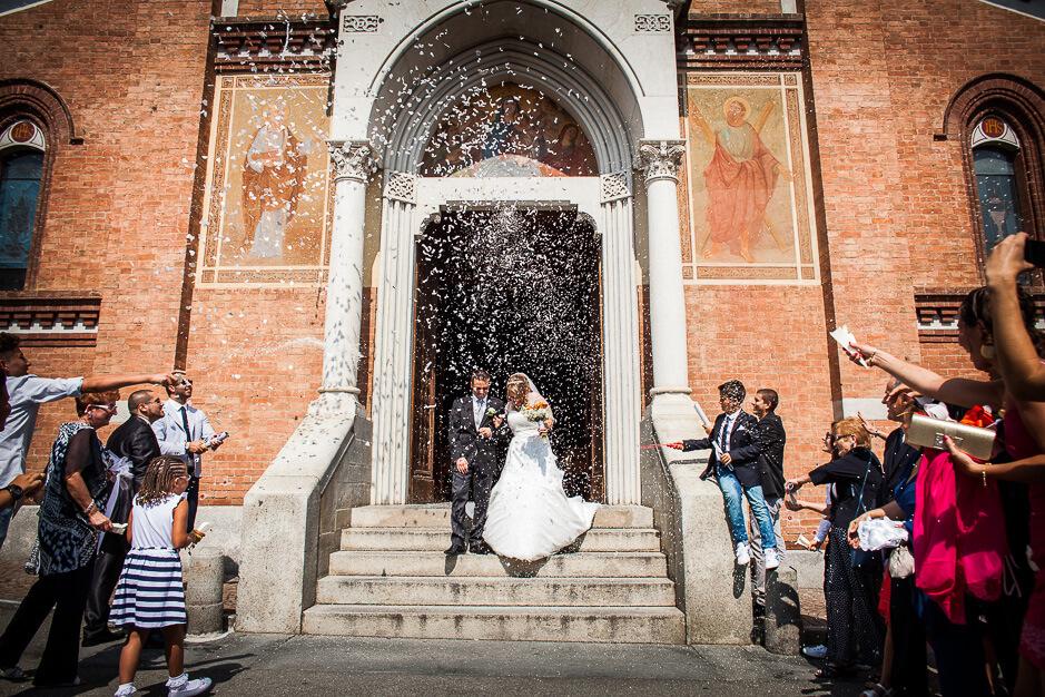Matrimoni chiesa di Rivalta