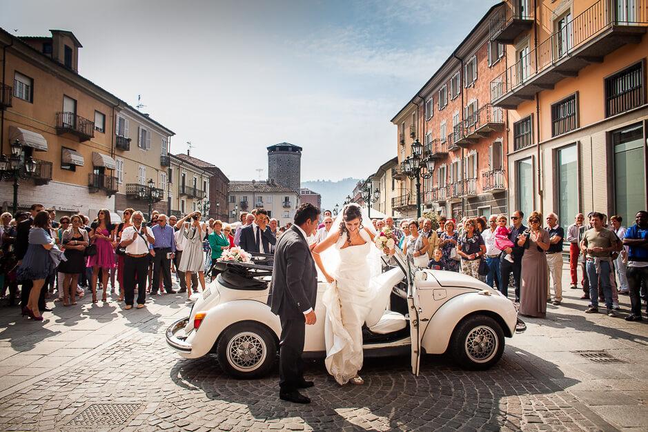 Fotografo matrimonio Duomo di Chivasso
