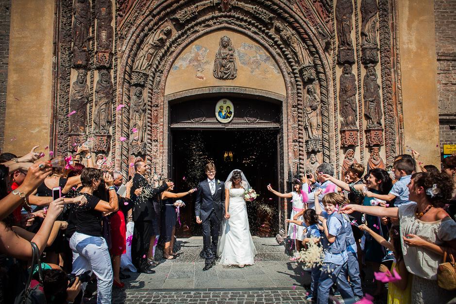 Cerimonia matrimonio Duomo di Chivasso
