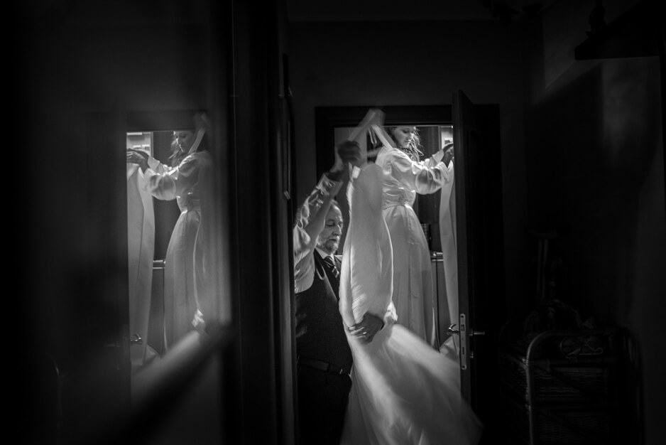 Fotografo matrimonio Cavour