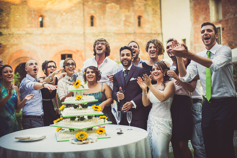Ricevimenti matrimonio Principato Lucedio