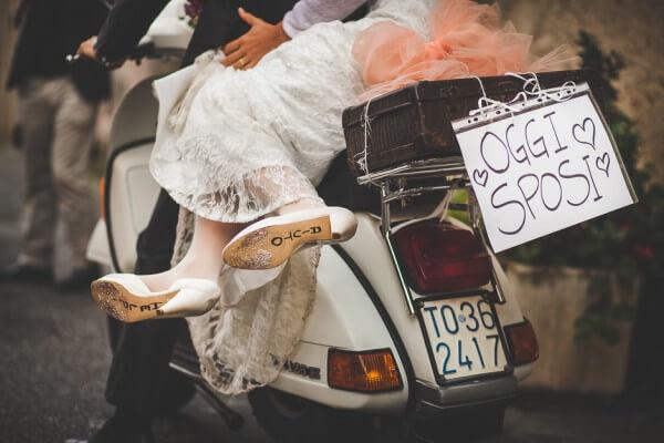 Matrimonio Vidracco