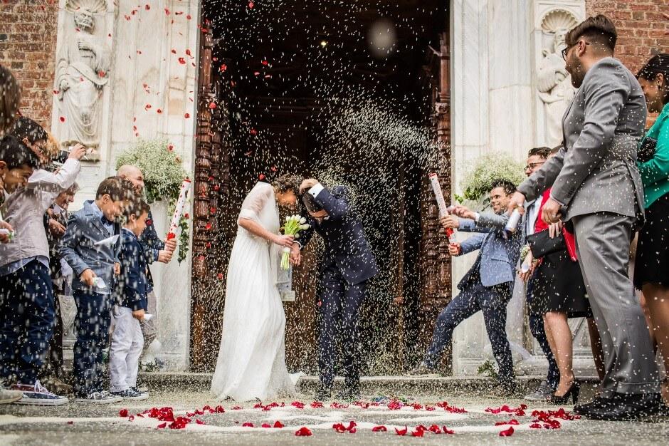Foto nozze Cavour