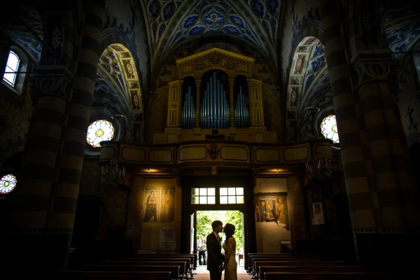 Nozze Basilica San Maurizio