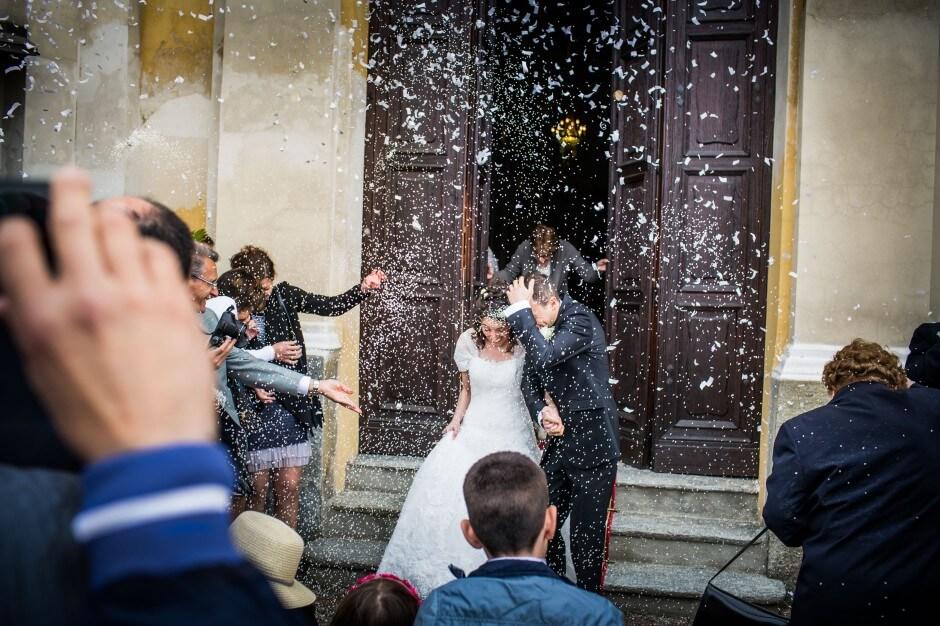 Matrimonio collina di Torino