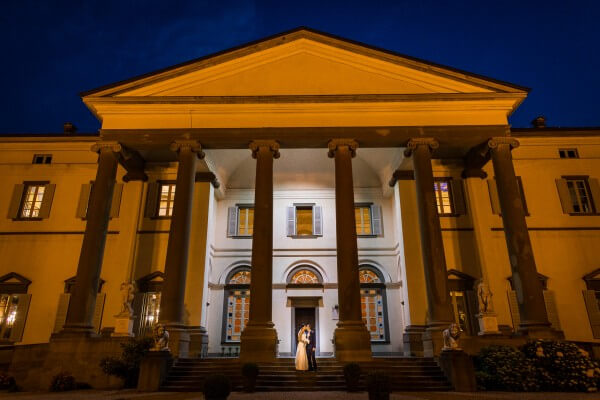Villa Zanchi Italian Wedding