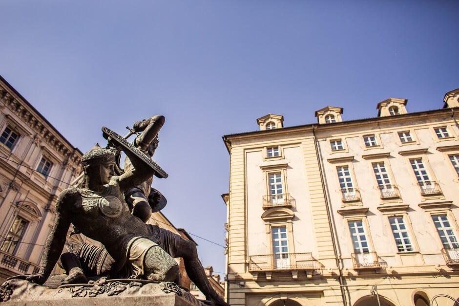 Matrimonio municipio di Torino