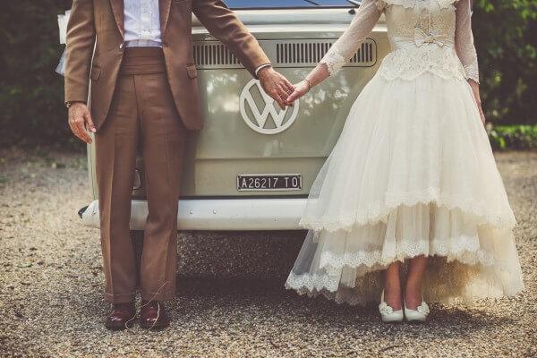 album nozze matrimonio vintage