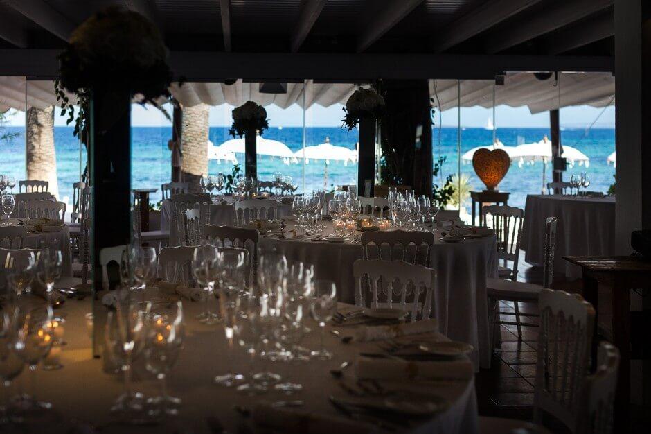 Wedding La Escollera Ibiza