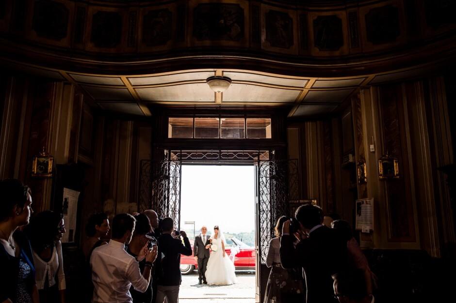 Matrimonio Chiesa di Baldissero