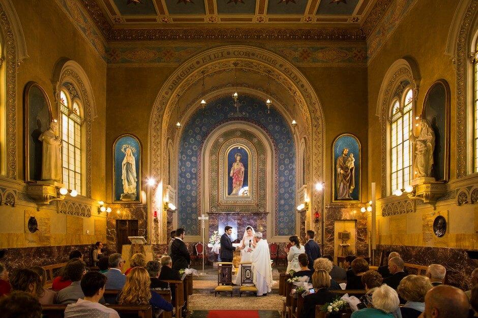 Cerimonia Basilica Maria Ausiliatrice